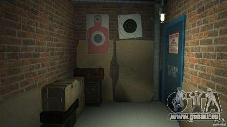 Retextured Broker Gunshop pour GTA 4 quatrième écran