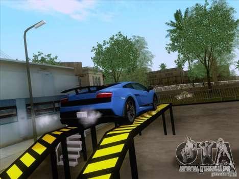 Auto Estokada v1.0 pour GTA San Andreas deuxième écran