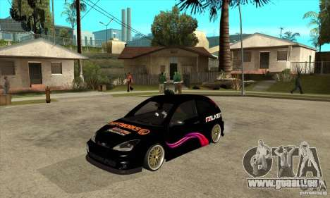 Ford Focus SVT für GTA San Andreas