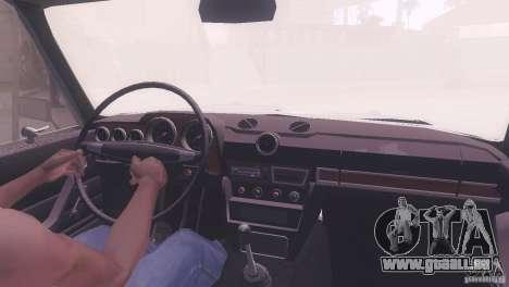VAZ 2106 Tuning Ratte Stil für GTA San Andreas Seitenansicht