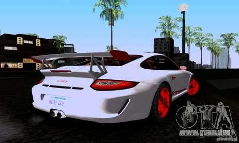 Porsche 911 GT3 RS für GTA San Andreas linke Ansicht
