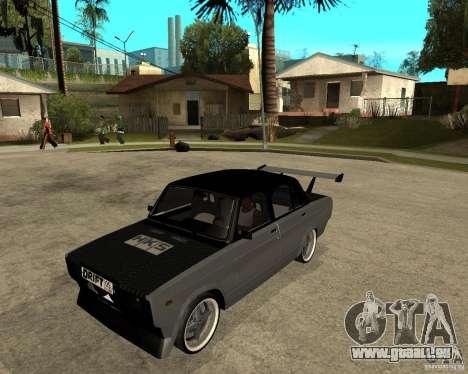 ВАЗ 2107 drift für GTA San Andreas