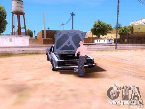Renouvellement de la v1.0 du village d'Al-Kebrad pour GTA San Andreas dixième écran