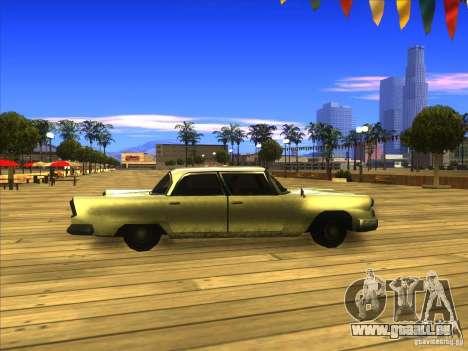 Glendale - Oceanic pour GTA San Andreas laissé vue