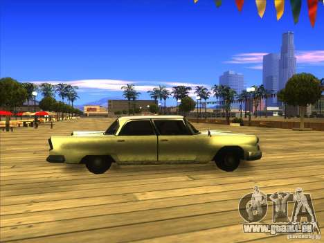 Glendale - Oceanic für GTA San Andreas linke Ansicht