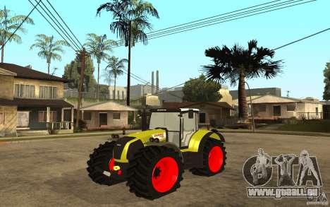 CLAAS Axion 850 pour GTA San Andreas