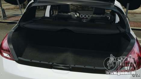 Peugeot 308 GTi 2011 v1.1 pour GTA 4