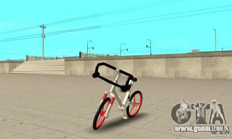 Wind Solar MT Bike für GTA San Andreas