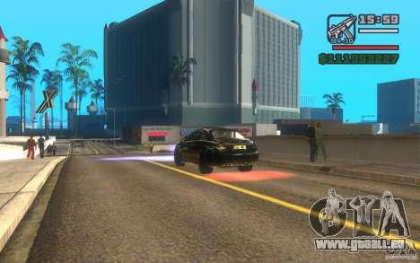 ENBSeries by Gasilovo v2 pour GTA San Andreas quatrième écran