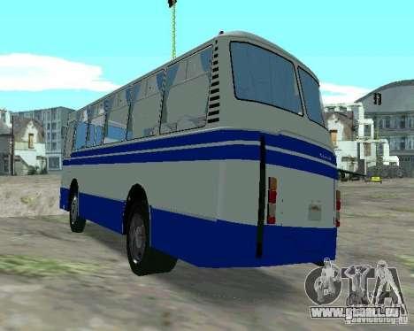 LAZ 695 pour GTA San Andreas laissé vue