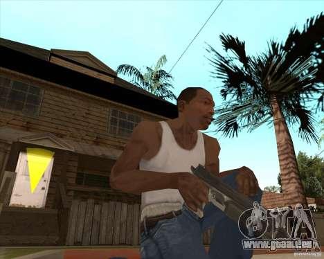 CoD:MW2 weapon pack pour GTA San Andreas septième écran