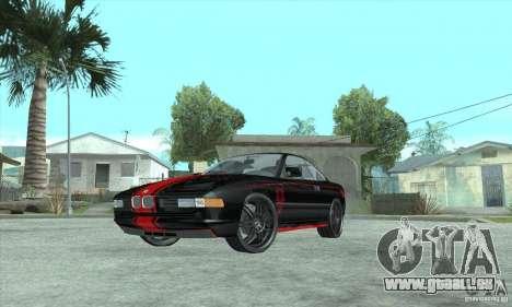 BMW 850i für GTA San Andreas Seitenansicht