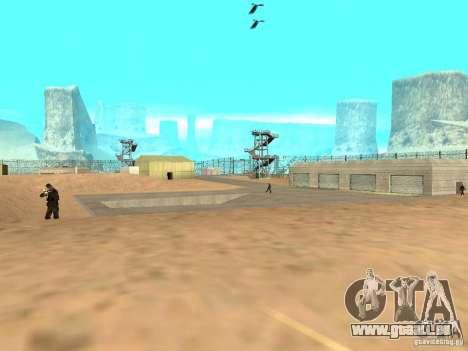 Quartier animé de 69 pour GTA San Andreas septième écran