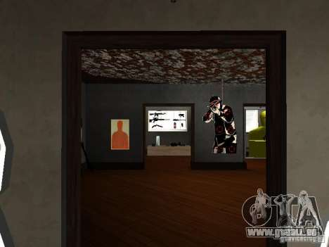 GTA Museum pour GTA San Andreas quatrième écran