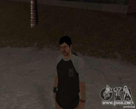 Tony Hawks Cole pour GTA San Andreas quatrième écran