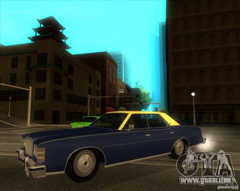 Ford LTD Brougham 4 door 1975 pour GTA San Andreas