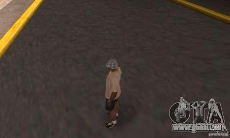 Adio hamilton pour GTA San Andreas deuxième écran