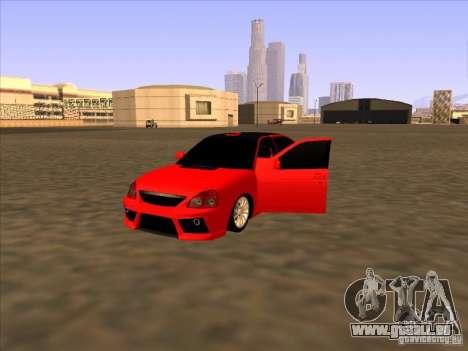 VAZ-2172 Sport pour GTA San Andreas