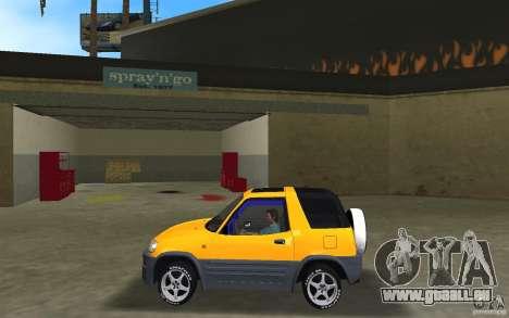 Toyota RAV4 L 1994 pour une vue GTA Vice City de la gauche