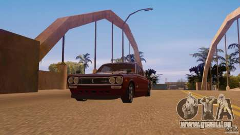 Nissan Skyline GT-R 2000 für GTA San Andreas