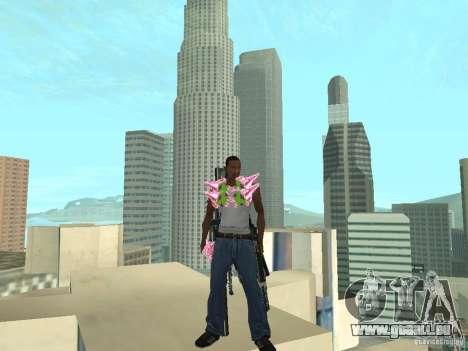 Weapons Pack für GTA San Andreas zweiten Screenshot
