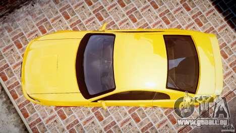 Ford Mustang SVT Cobra v1.0 pour GTA 4 est un droit