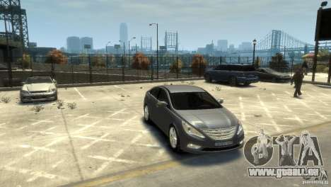 Hyundai Sonata für GTA 4 rechte Ansicht