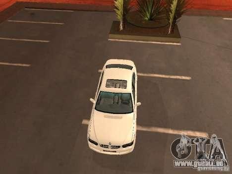 BMW Alpina B7 für GTA San Andreas linke Ansicht