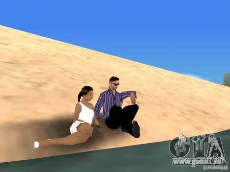 Road-trip für GTA San Andreas