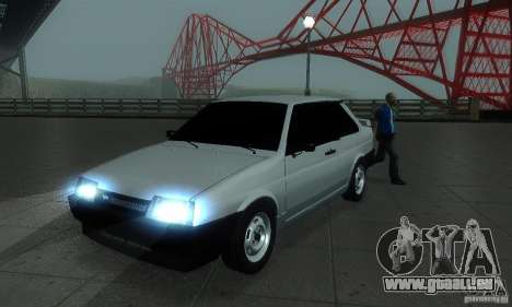 VAZ 21099 coupé pour GTA San Andreas