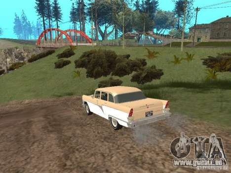 GAZ 13 pour GTA San Andreas vue de droite