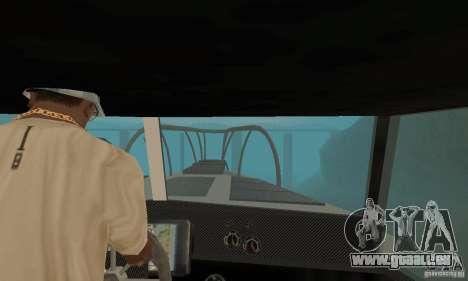 Reefer GTA IV für GTA San Andreas Rückansicht