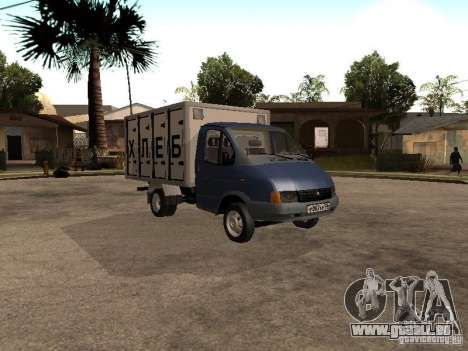 3302 Gazelle 1994 für GTA San Andreas