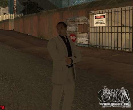 Red Dragon Clan Yakuza für GTA San Andreas zweiten Screenshot