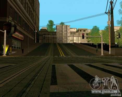 GTA 4 Roads pour GTA San Andreas septième écran