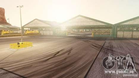 Nevada Drift Map für GTA 4 dritte Screenshot