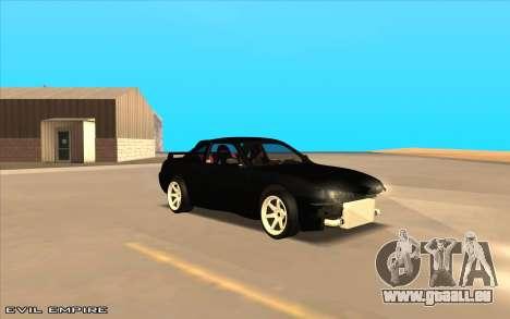 Nissan Silvia s14 Tuned Drift v0.1 für GTA San Andreas