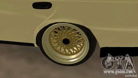 Toyota Corolla Tuned für GTA San Andreas rechten Ansicht