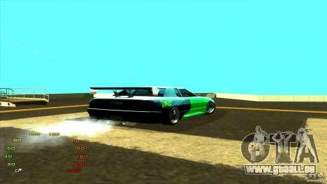 Pack Vinyl für Elegy für GTA San Andreas zweiten Screenshot