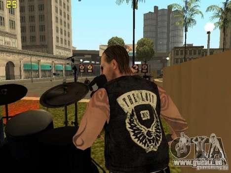 La bande de Gaza pour GTA San Andreas quatrième écran