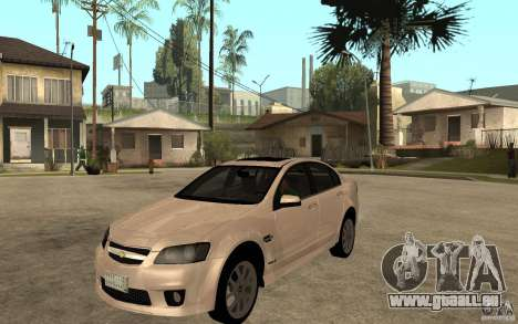 Chevrolet Lumina 2010 pour GTA San Andreas