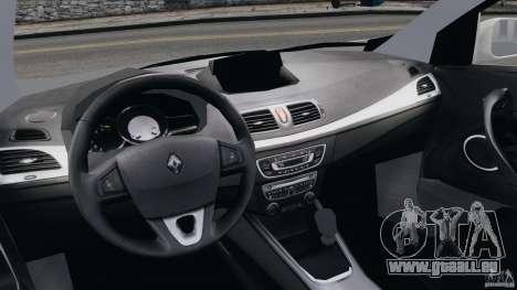 Renault Megane Coupe pour GTA 4 Vue arrière