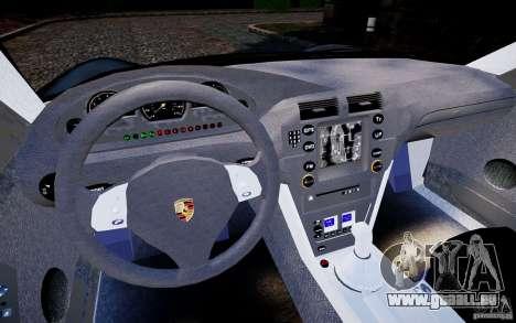 Porsche 911 Turbo S pour GTA 4 est un côté
