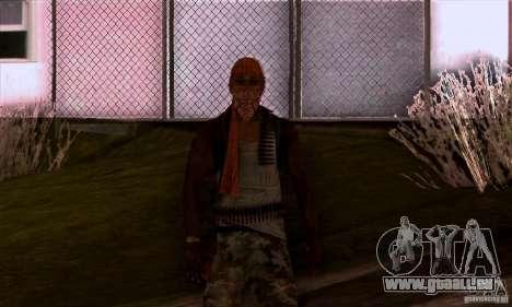 Pirate pour GTA San Andreas cinquième écran