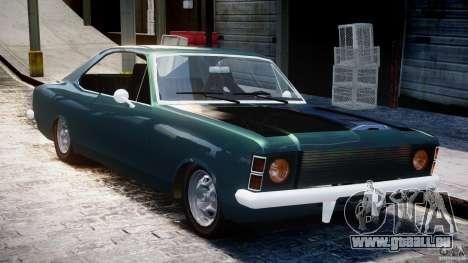 Chevrolet Opala 1979 v1.0 [BETA] pour GTA 4 est un droit