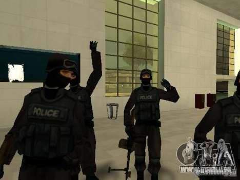 Aide Swat pour GTA San Andreas sixième écran