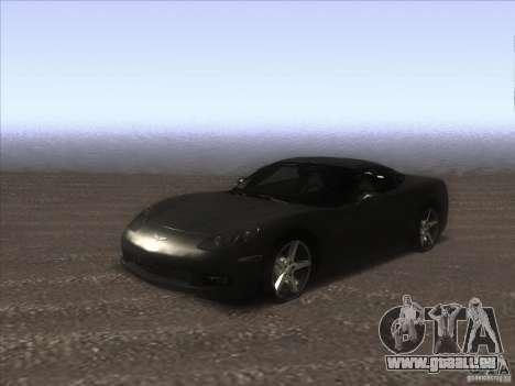 ENB de GTA IV pour GTA San Andreas troisième écran