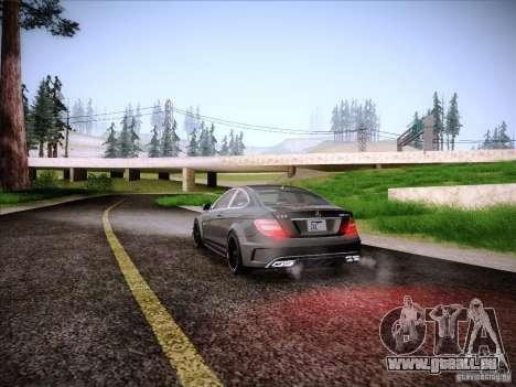 Improved Vehicle Lights Mod pour GTA San Andreas quatrième écran