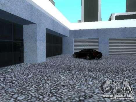 Concessionnaire BMW à San Fierro pour GTA San Andreas deuxième écran
