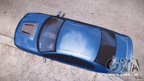 Ford Falcon XR8 2007 Rim 2 für GTA 4 rechte Ansicht